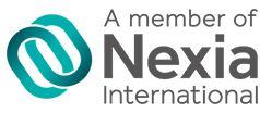 Logo: Mitglied von Nexia international